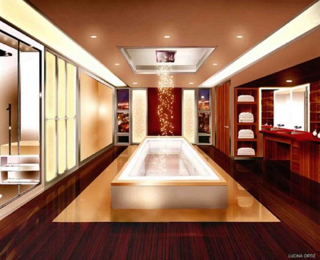 18 Beautiful Bathroom Lighting Ideas For Cozy Atmosphere
