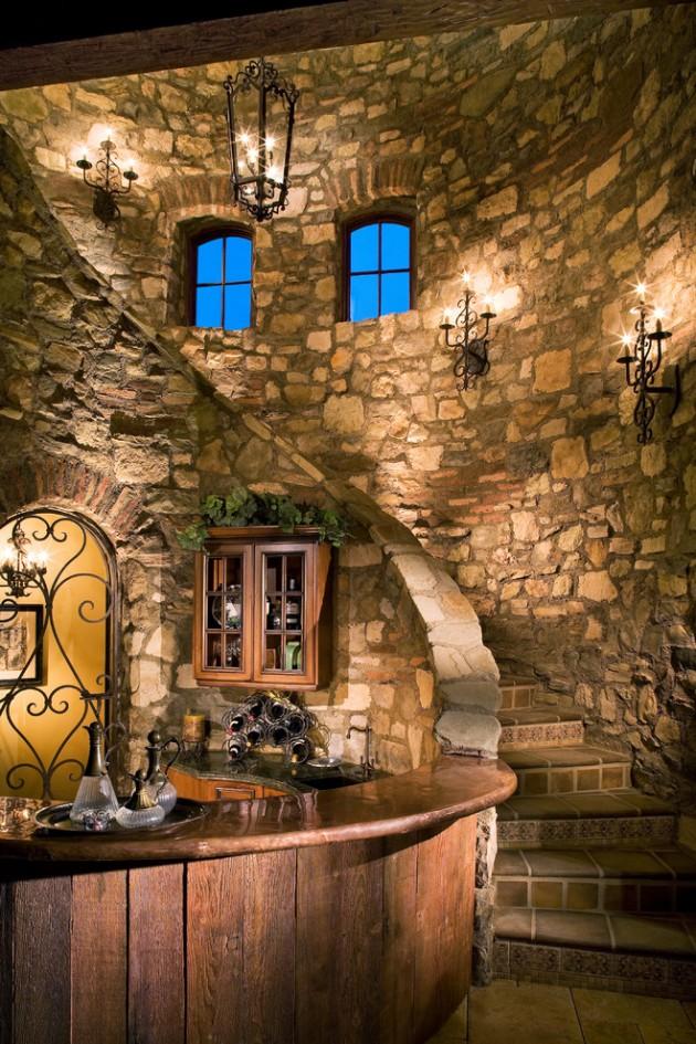 18 Palatial Mediterranean Staircase Designs That Redefine Luxury