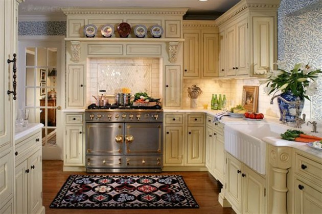 beautiful traditional kitchens 16 beautiful traditional kitchen design ideas with special 738