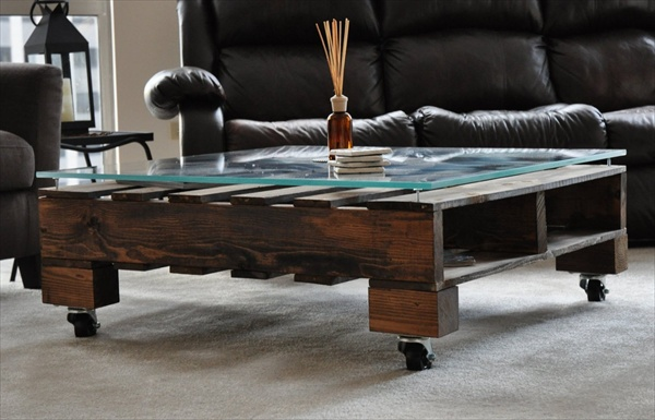 Indoor Fire Pit Table
