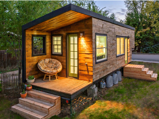 16 Adorable Tiny Homes That Will Admire You