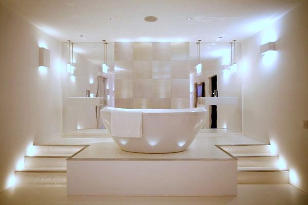 Attractive 18 Beautiful Bathroom Lighting Ideas For Cozy Atmosphere Nice Design