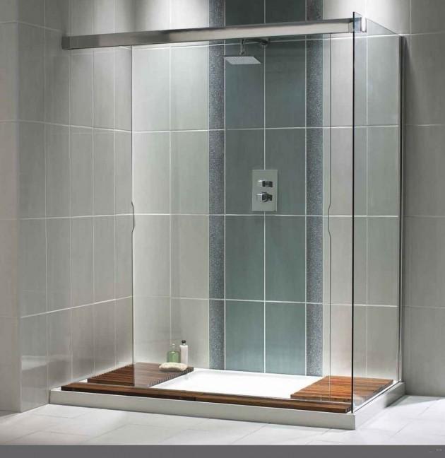 19 Delightful Contemporary Shower Design Ideas
