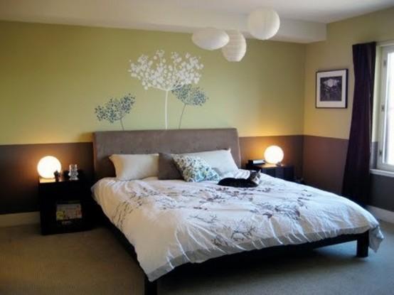 16 calming zen inspired bedroom designs for peaceful life for Peaceful master bedroom designs