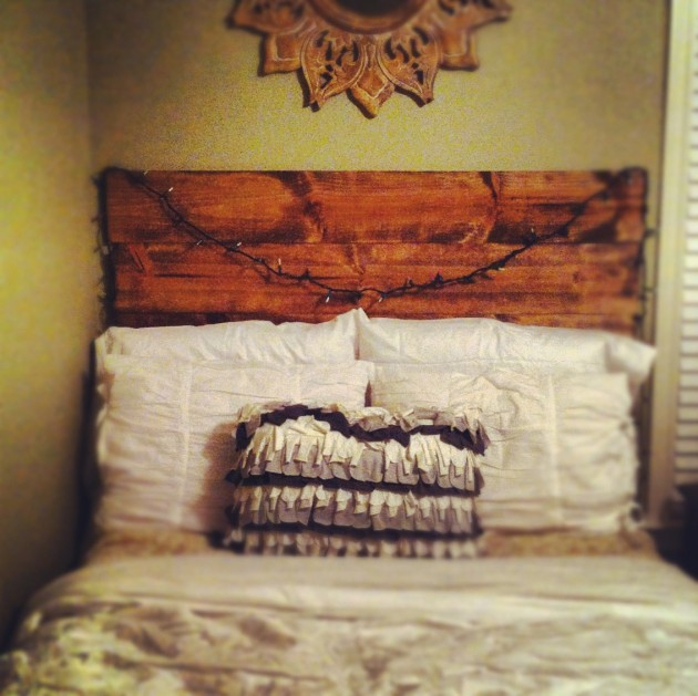 21 Of The Most Coolest & Easy To Make DIY Headboard Ideas