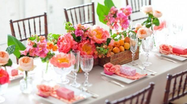 17 Adorable DIY Spring Table Centerpiece Ideas