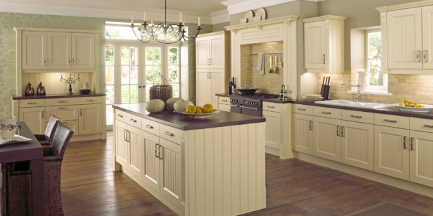 16 Beautiful Traditional Kitchen Design Ideas With Special Charm