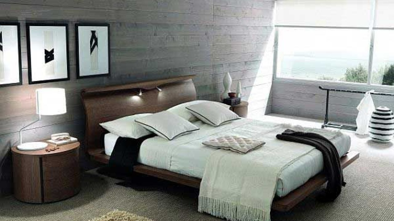 15 Extravagant Concrete Bedroom Designs For More Elegance In ...