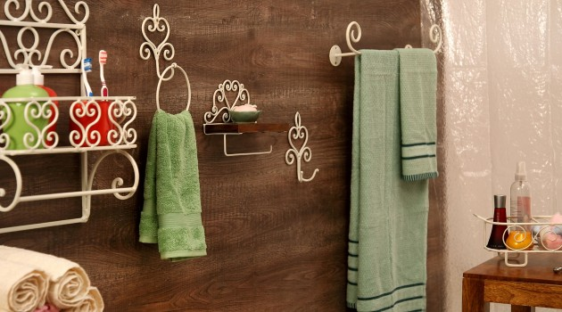 16 The Cheapest DIY's To Improve The Look Of Your Bathroom