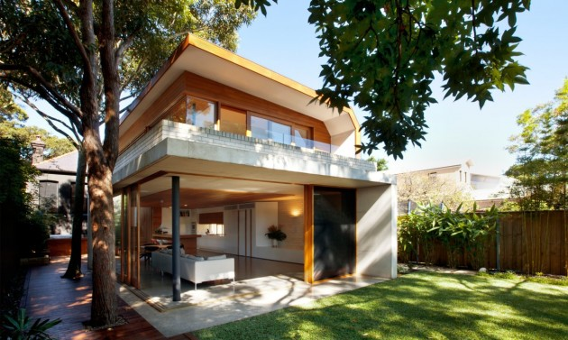 12 Most Amazing Small Contemporary House Designs on Amazing Modern Houses  id=65195