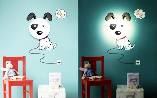 10 Effective Childs Room Lighting Ideas
