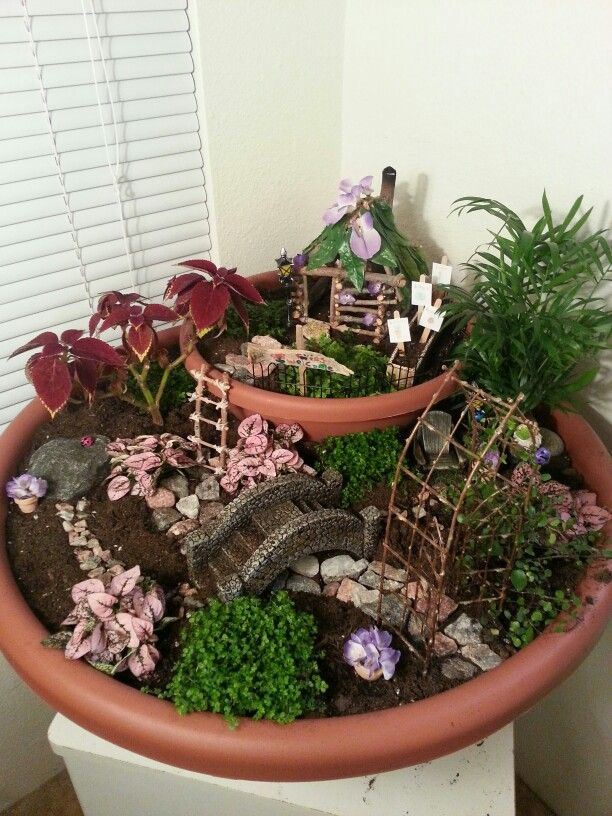 17 of The Coolest DIY Fairy Garden