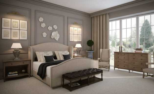 16 Magnificent Dream Master Bedroom Design Ideas
