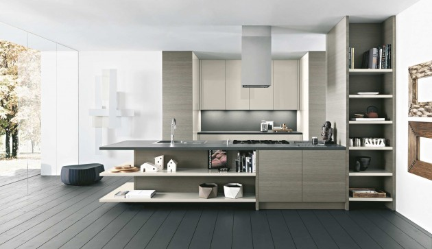 Be Always With The Last Trends  12 Fascinating Trendy Kitchen Design Ideas