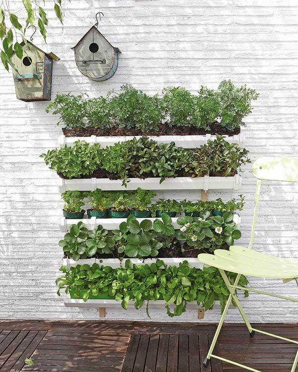Top 21 The Most Easiest DIY Vertical Garden Ideas With a Big Statement – Diy Vertical Garden Plans
