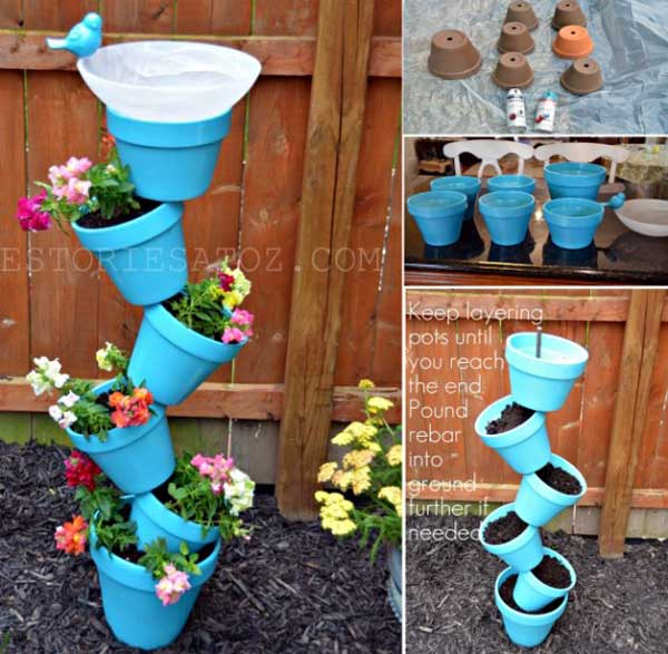 Top 26 Low Budget & Easy DIY Ideas To Make Your Backyard Wonderful This Season