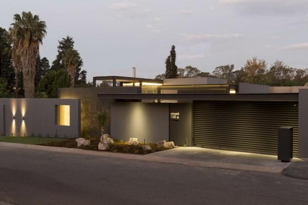 House Sar, Werner van der Meulen, Atholl, Johannesburg, South Africa