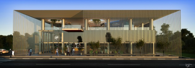 Iglo Architects – Izmir Sales Office