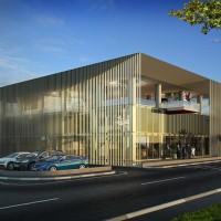 Iglo Architects – Izmir Sales Office