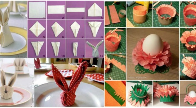 Diy easter decorations archives architecture art designs - How to make easter decorations ...