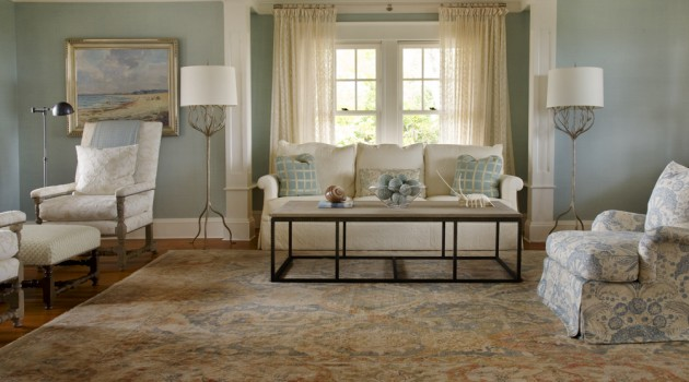 6 Ways to Garnish Your Interior with Oriental Rugs