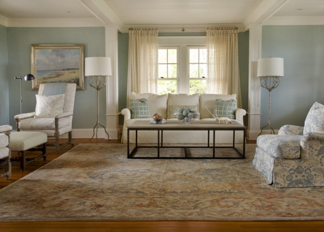 6 Ways to Garnish Your Interior with Oriental Rugs