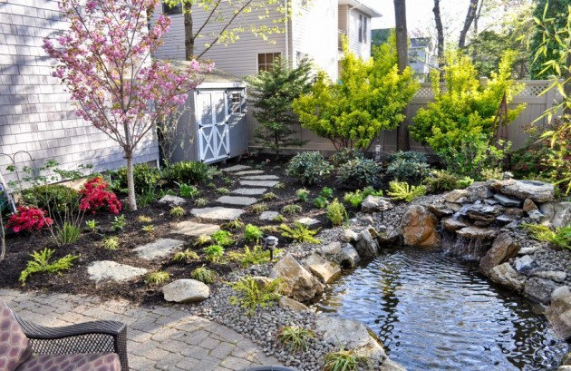 How Stainless Steel Water Features can Complement your Space Age Garden?