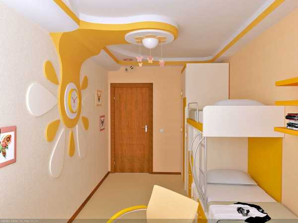 14 gorgeous childs room ceiling design ideas - Ceiling Design Ideas