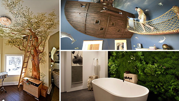 10 Outstanding Interior Design Ideas That Will Make Your House A Much Cooler Place