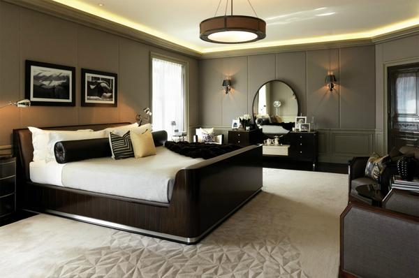 15 Splendid Masculine Bedroom Design Ideas For Men With Style