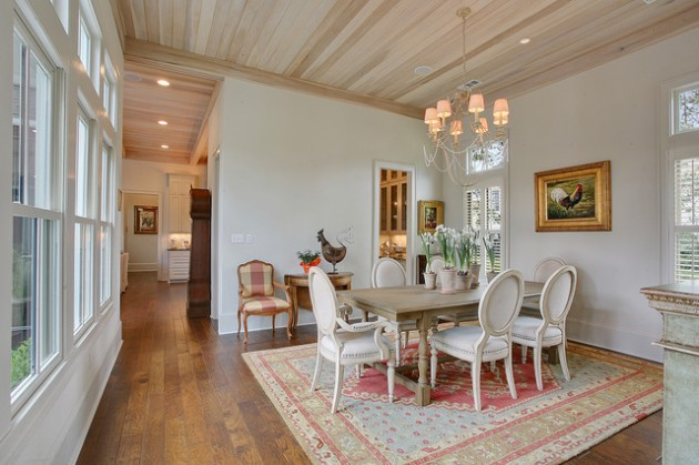 10 Beautiful French Country Dining Room Design Ideas