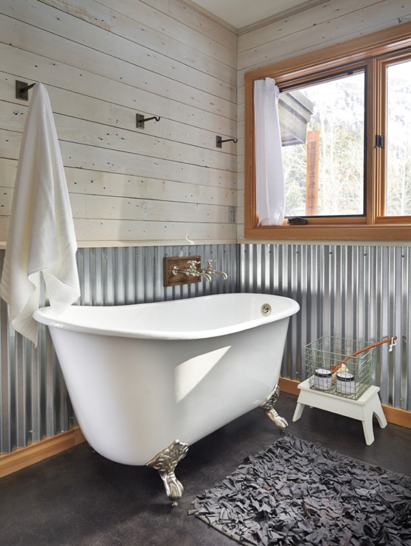 15 Beautiful Ideas How To Decorate Vintage Bathroom