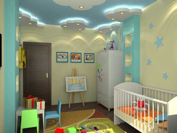 14 Gorgeous Child's Room Ceiling Design Ideas