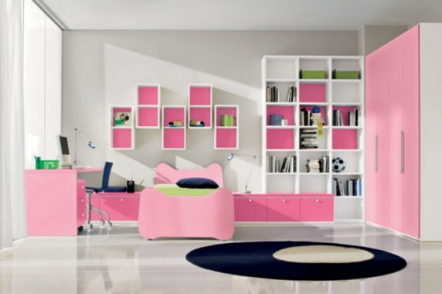 14 Exceptional Modern Child\'s Room Design Ideas