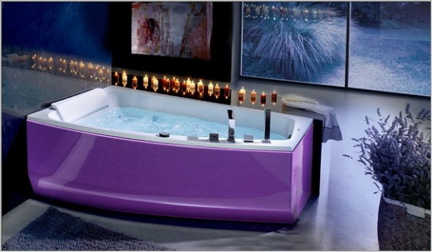 Top 10 Most Spectacular Bathtub Designs For Real Relaxation