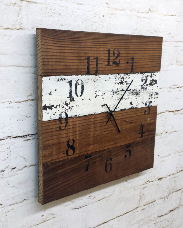 16 Interior Design Ideas And Creative Ways To Maximize: 19 Creative DIY Ideas How To Use Reclaimed Wood In Your
