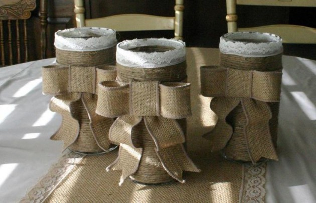 17 Delightful DIY Burlap Decorations To Beautify Your Home This Spring