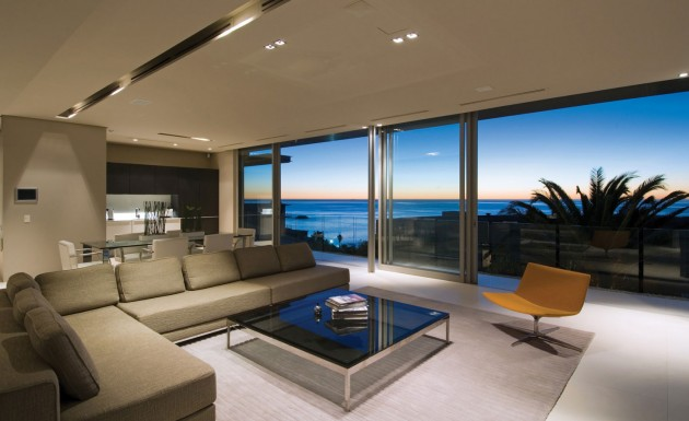 16 Jaw-Dropping Modern Living Room Designs With Amazing View