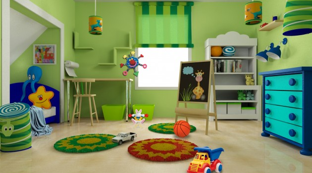 14 Exceptional Modern Child's Room Design Ideas