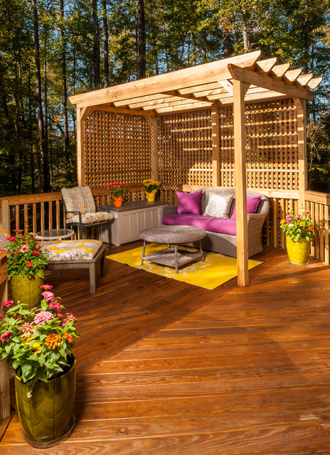 18 Effective Ideas How To Make Small Outdoor Seating Area on Small Garden Sitting Area Ideas id=23193