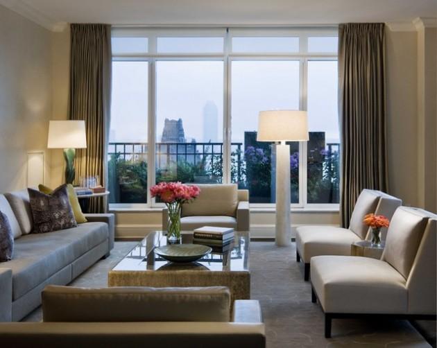 18 Beautiful & Comfortable Living Room Design Ideas on Comfortable Living  id=47831