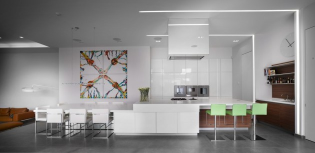 15 Bespoke Contemporary Kitchens - Perfect Cooking Motivation