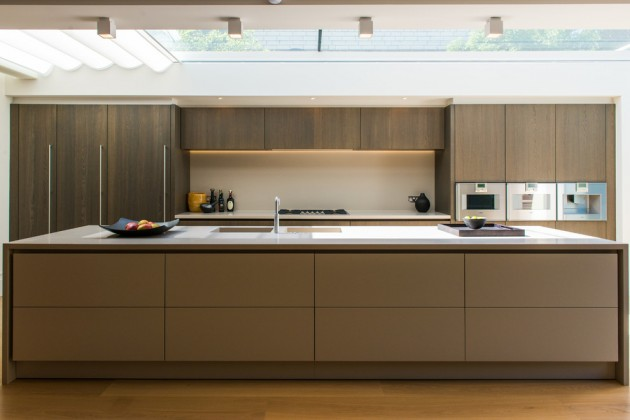 15 Bespoke Contemporary Kitchens   Perfect Cooking Motivation