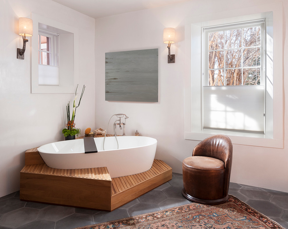 15 gorgeous transitional bathroom interior designs you for See bathroom designs
