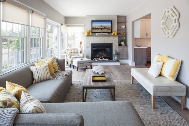 15 Outstanding Contemporary Living Room Interiors For The Ultimate Enjoyment