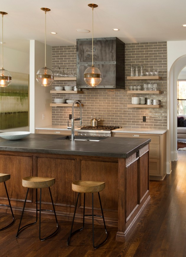 15 Remarkable Transitional Kitchen Designs You're Going To Love