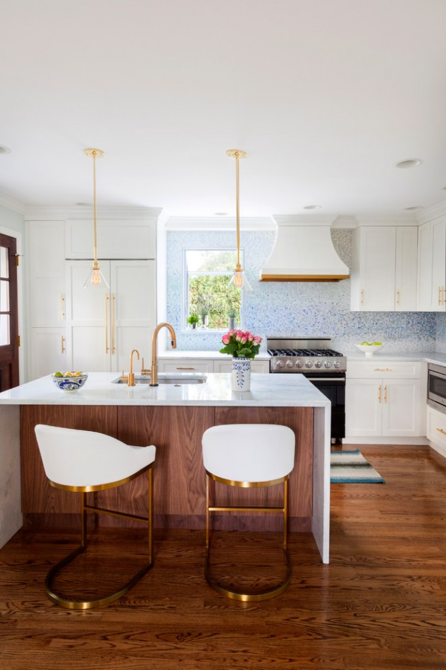 15 Remarkable Transitional Kitchen Designs You Re Going To
