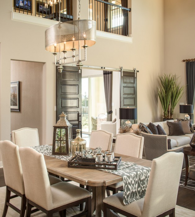 Home Design Ideas Interior: 15 Terrific Transitional Dining Room Designs That Will Fit