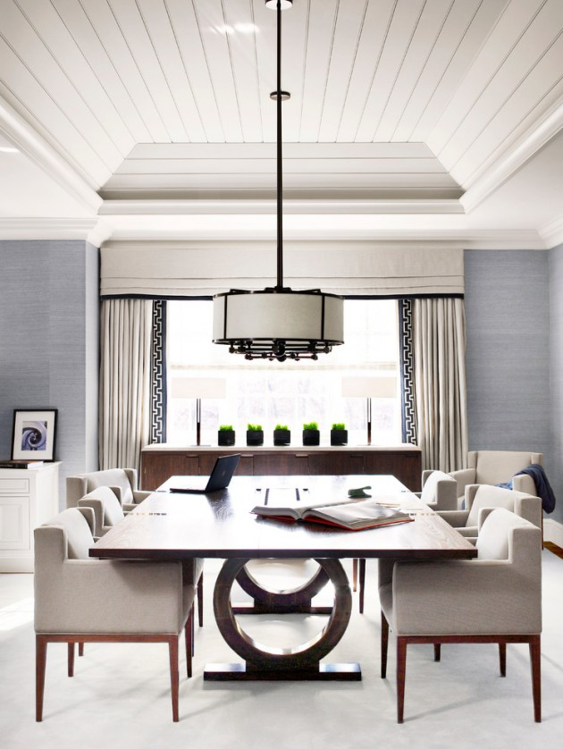 Urban Modern Dining Room