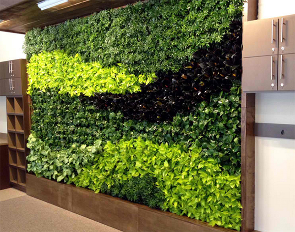15 Vitalizing Green Living Walls To Refresh Your Home With